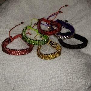 Jewelry - 🎈SALE! 3/$20🎈  ~6 PIECE SPARKLY BRACELET PACKAGE